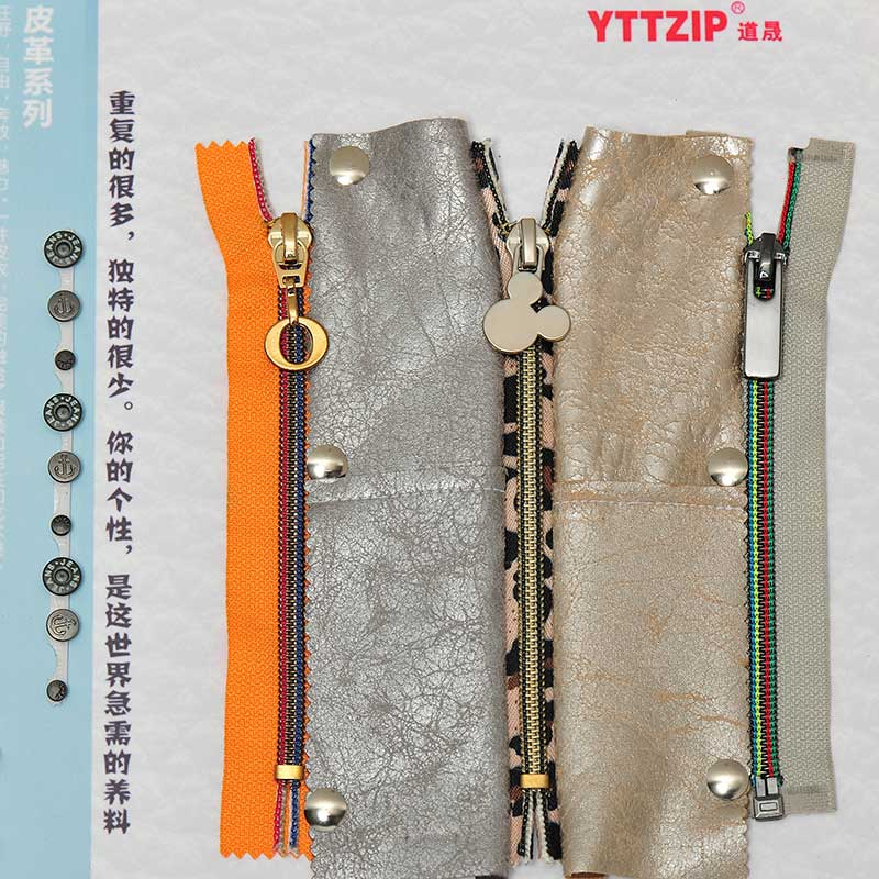YTT Nylon #5 Imitation metal teeth zipper
