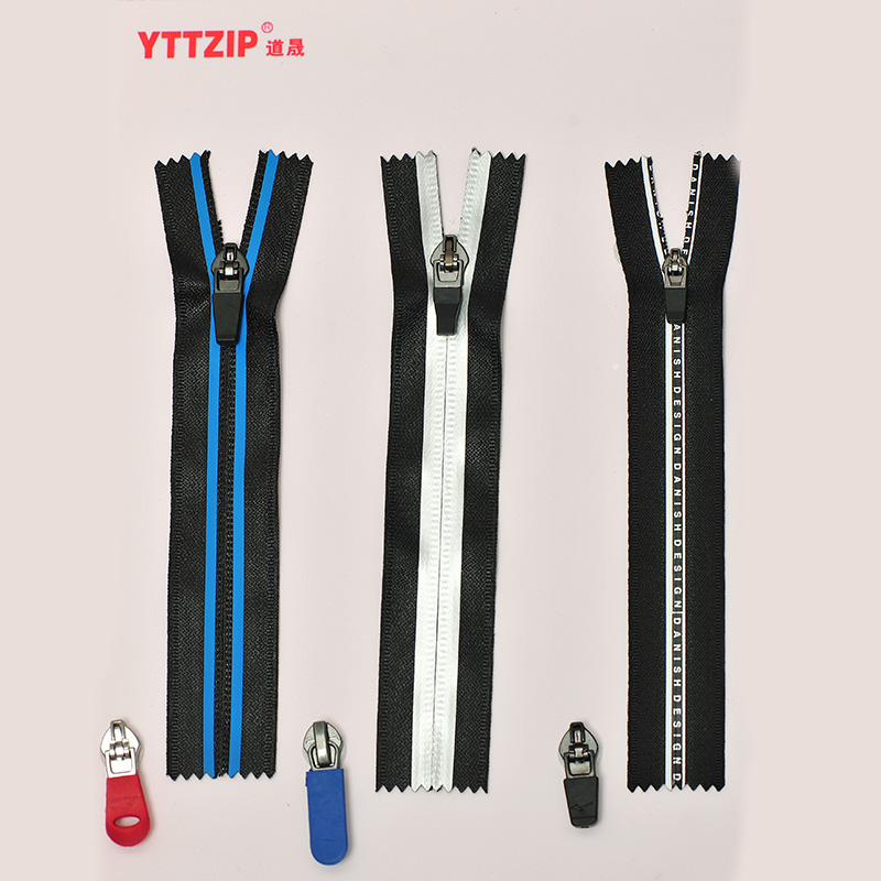 YTT Nylon #5 Particular Waterproof zipper